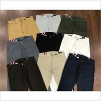 Mens Plain  Trouser