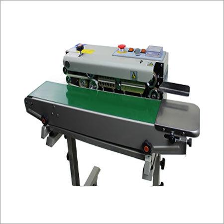 Automatic Continuous Band Sealer Machine