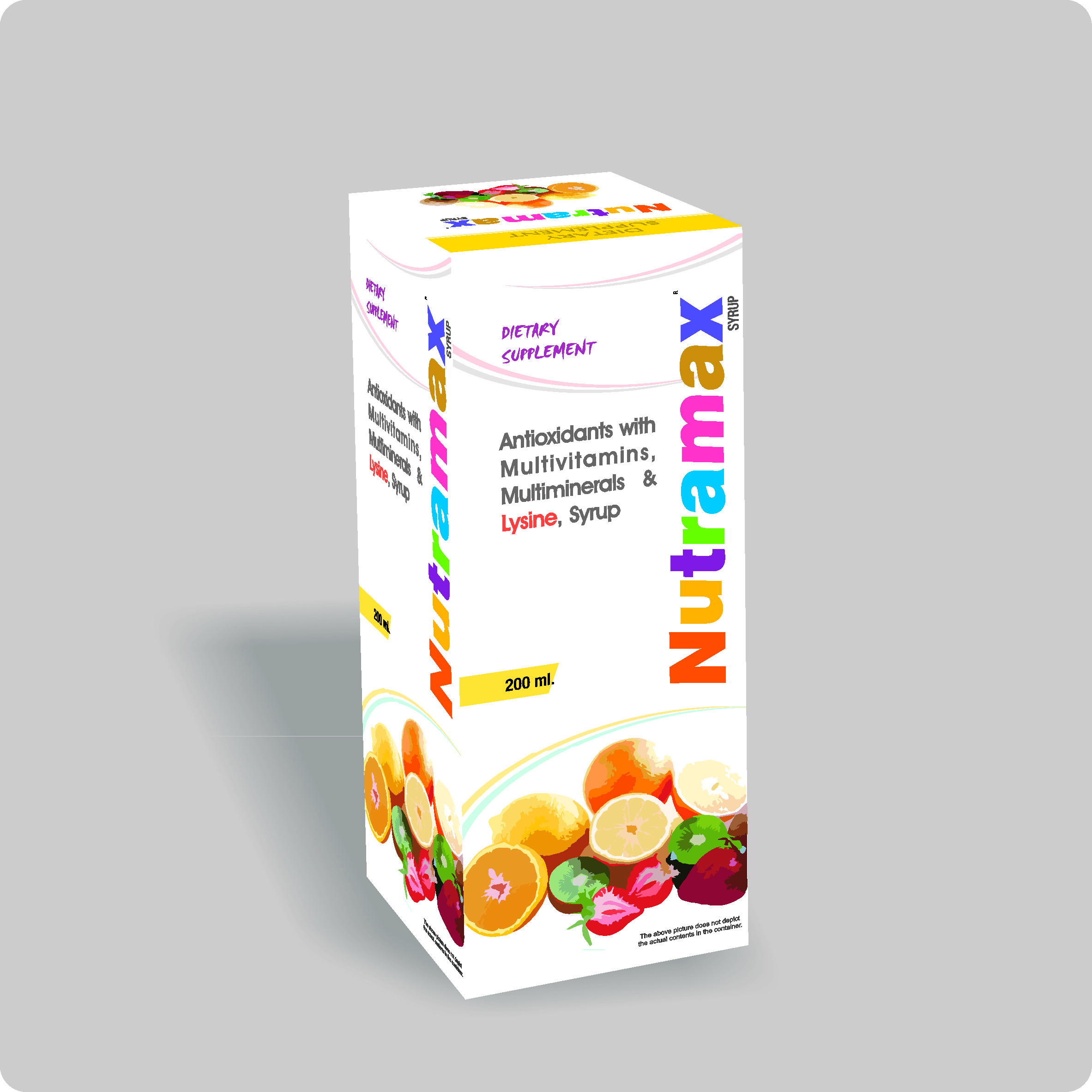 Antioxidants with Multivitamins
