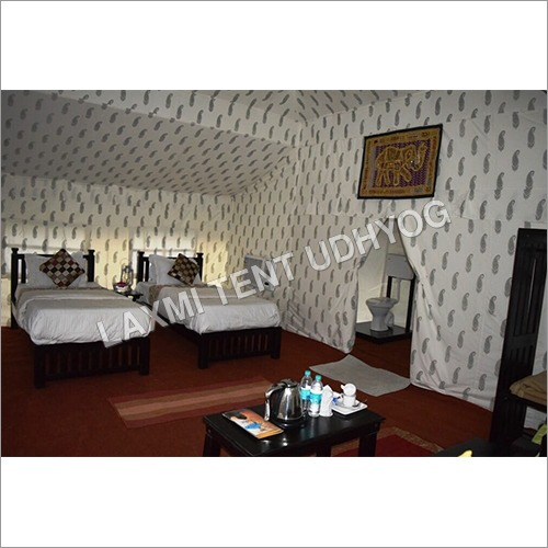 Maharaja Interior Decorative Tent