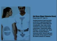 Tynor Ash brace ( Hyper extension Brace )- PC no-  A 12