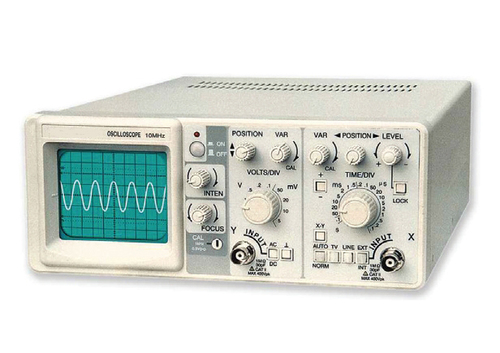 Analogue Oscilloscope