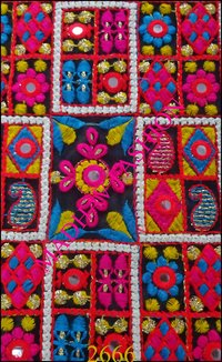 kachchi mirror work