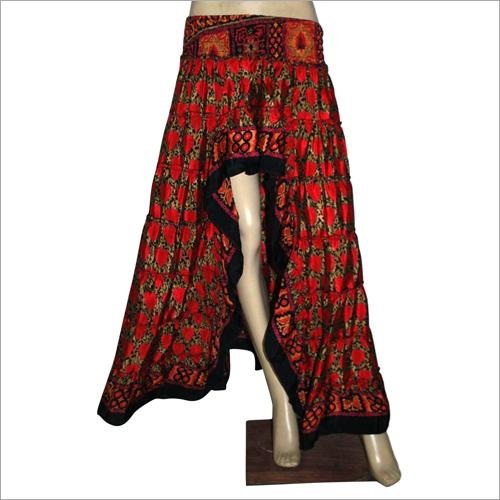 Ladies Party Wear Skirt