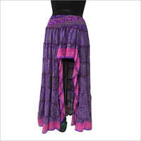 Ladies Full Length Skirt