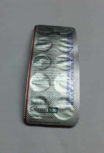 ciprofloxacin hydrocloride  tablets