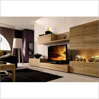 Designer TV Wall Unit