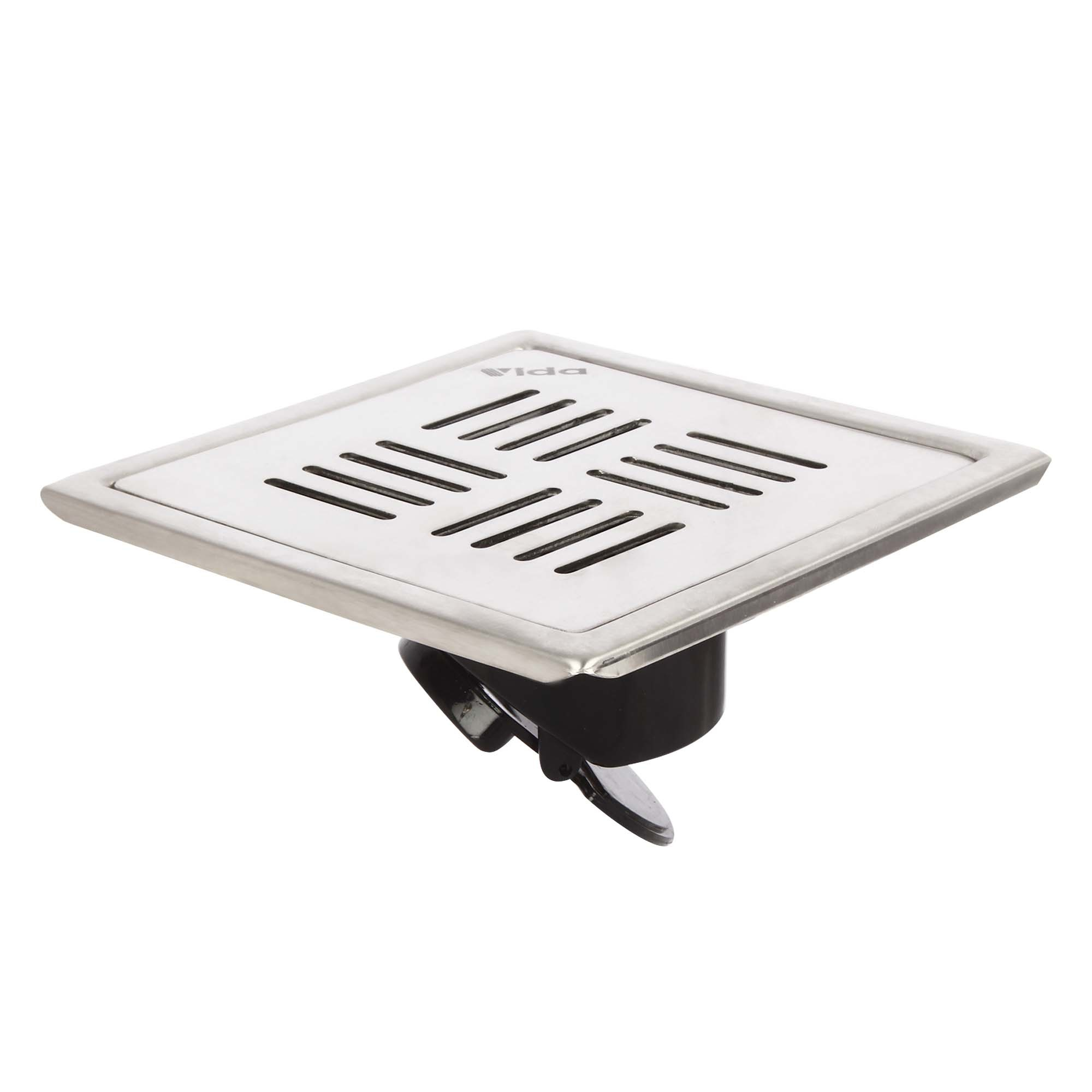 Floor Grating With Trap
