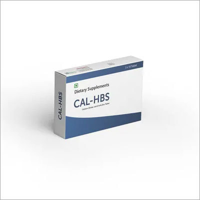 Dietary Supplements CAL-HBS