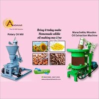 Cold Press Oil Machine
