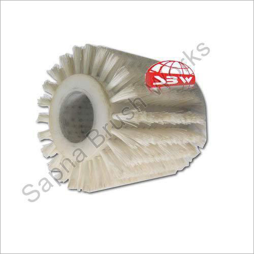 Industrial Nylon Bristle Roller Brush