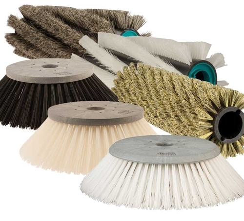 Sweeping Roller Brush