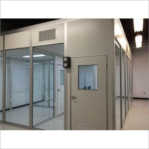 Aluminium Clean Room Partitions