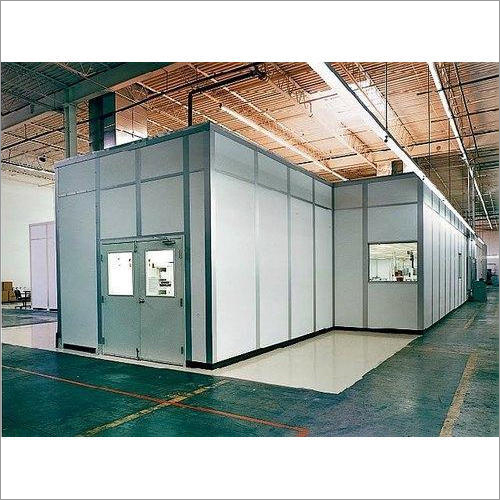 Industrial Clean Room Partitions