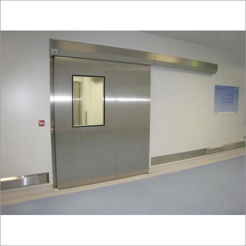 Sliding Clean Room Door