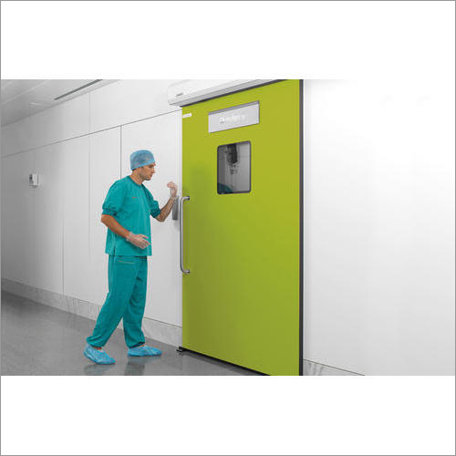 GI Operation Theater Clean Room Door