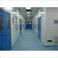 Pharmaceuticals Clean Room Door