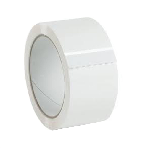 White Bopp adhensive Tape roll