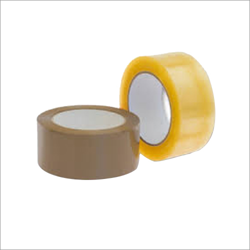 Yellow Bopp Tape Roll
