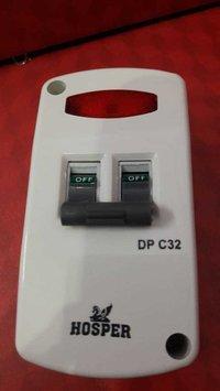32 A DP Home safe surface mount