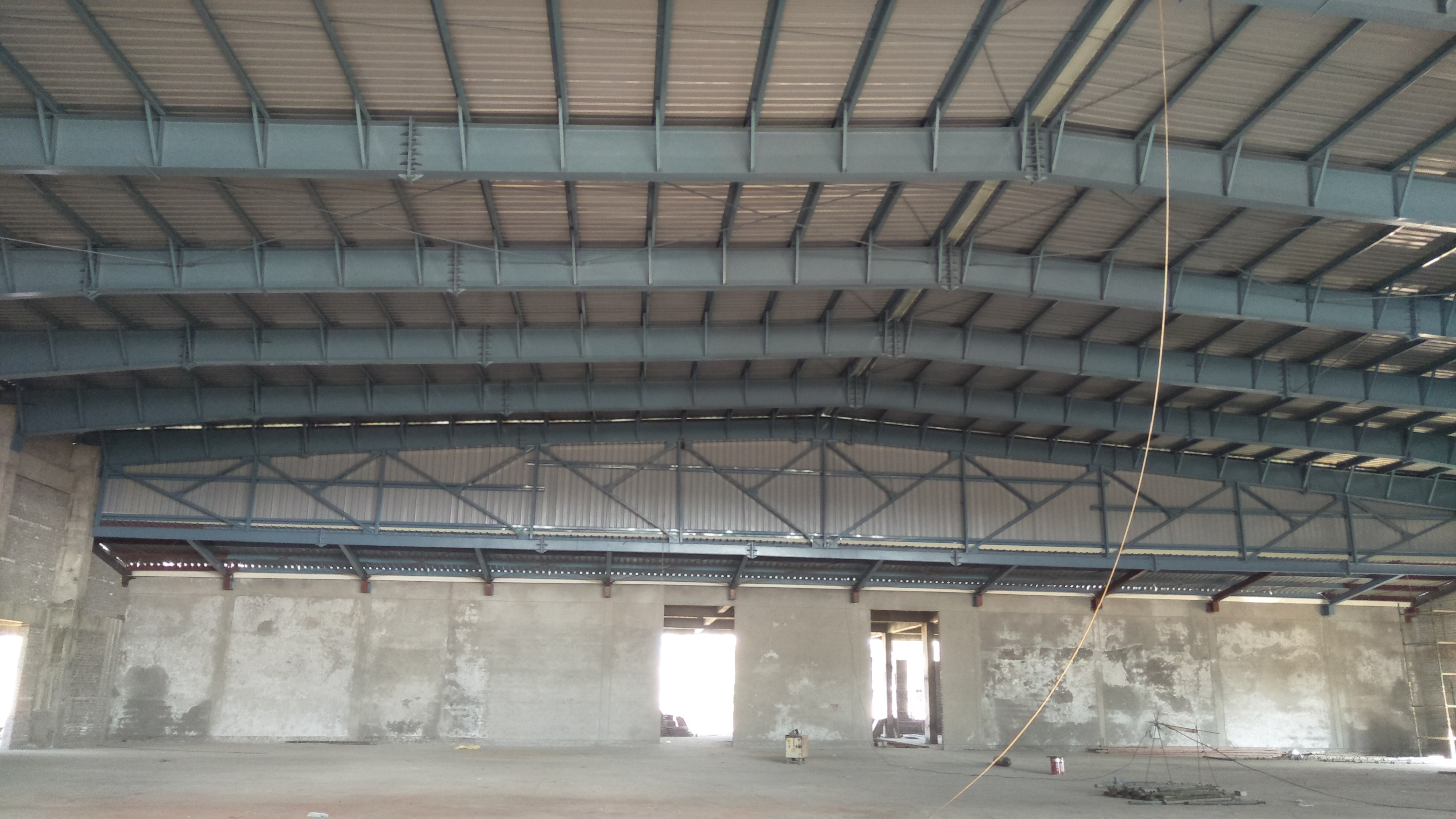 Pre Fabricated Building Structure