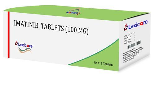 Imatinib 100mg Tablets