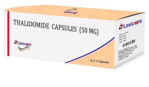 Thalidomide 50 mg Capsules