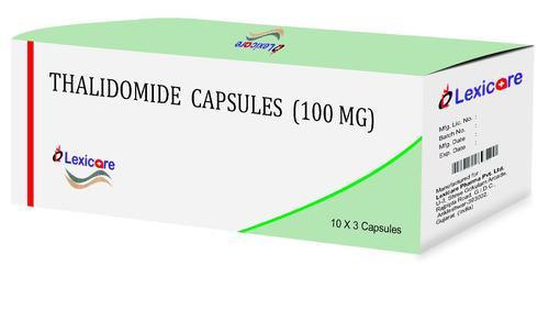 Thalidomide 100mg Capsules