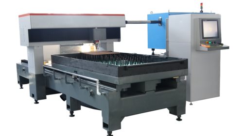 Laser Die Board Marking Machine