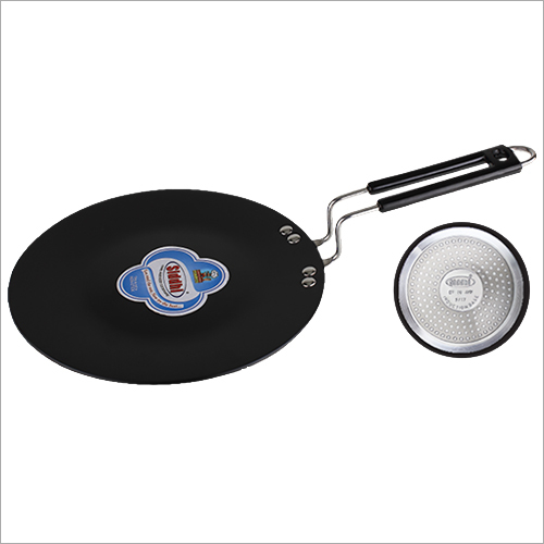 Hard Anodized Induction Tawa