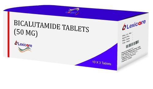 Bicalutamide 50mg Tablets