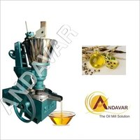 Moringa Oil Extraction Machine