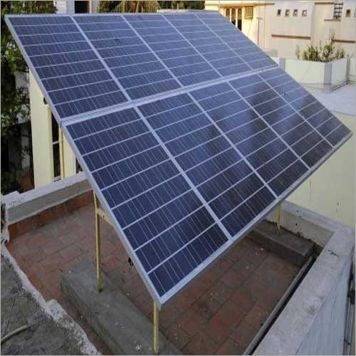 Domestic Solar Power Panels