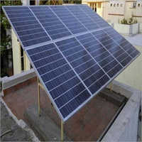 Domestic Solar Power Panels