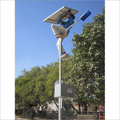 Solar Light Panel Installation Services