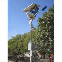 Solar LED Street Light Installation Service