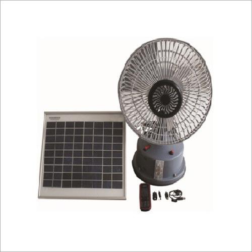 Solar Powered DC Fan