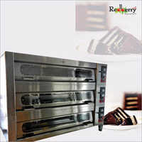 3 Deck Gas Oven