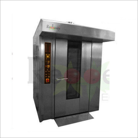 Gas and  Diesel Electric Rotary Oven