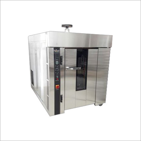 Rotary Rack Oven and 12 Tray