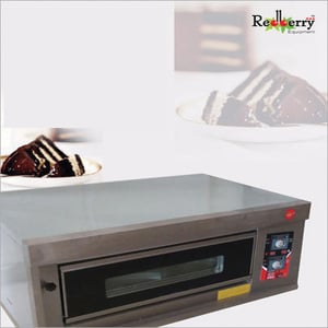 Single Gas Deck Oven