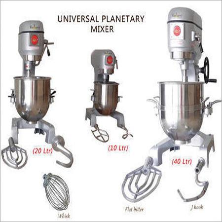 Universal Mixer