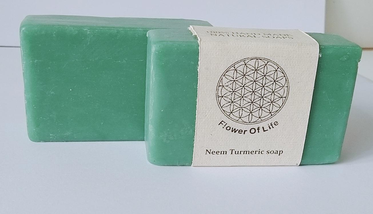 Neem Turmeric Soap