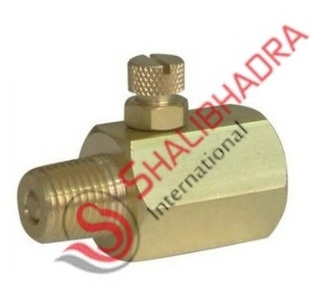 Brass Snubber Pressure Gauge Parts