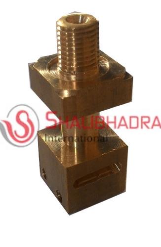 Brass Pressure Gauge socket