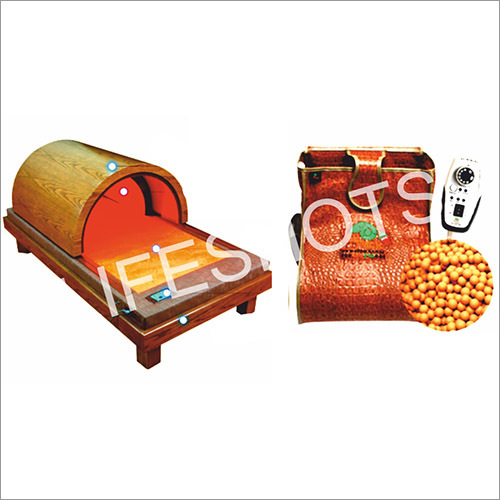 Hot Sauna Bath Device - Full body Foment Massage
