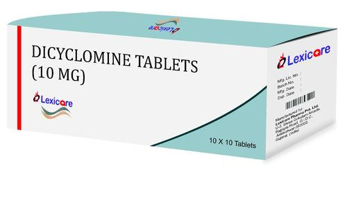 Dicyclomine Tablets