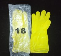 18'' Inch Unsupported Hand Gloves