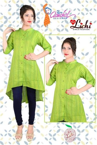 Ladies Plain Kurtis