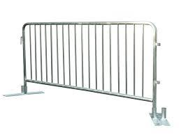 Metal Barrier